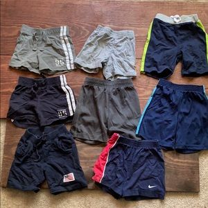 Oshkosh and Nike Boys 24 month  athletic shorts